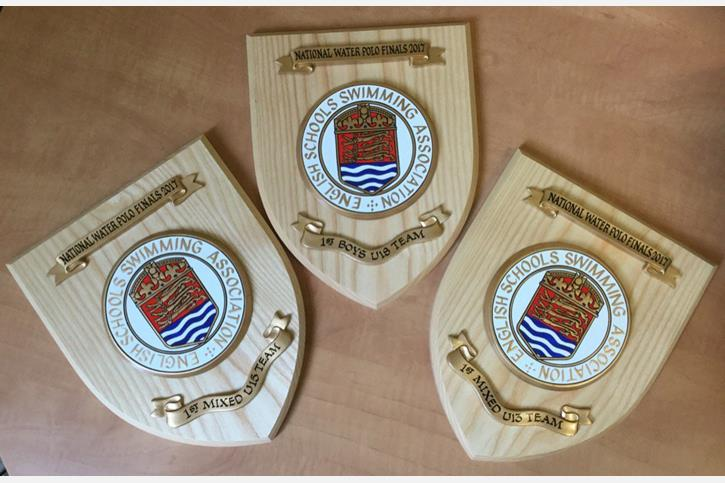 Water Polo Triple Triple - Trophies
