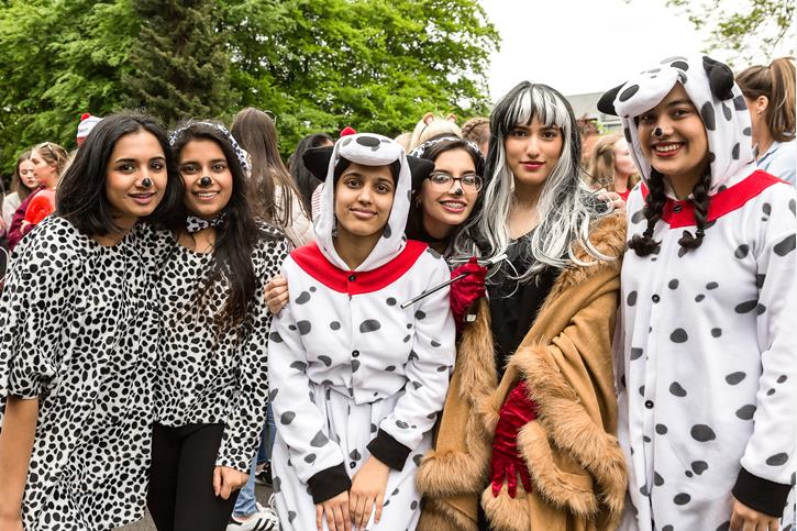 Leavers' Day 2017 - 101 Dalmatians