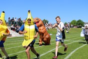 Fun Run - Bananas and T-Rex