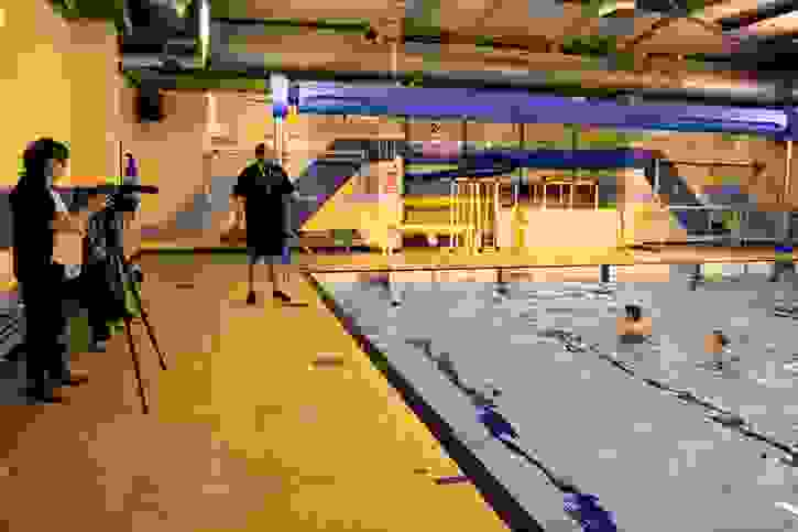 Water Polo Swim England Instructional Video Filming (1)