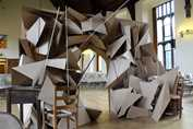 Saatchi Art Prize Shortlist - Bolton School A Modern Tradition, modern side
