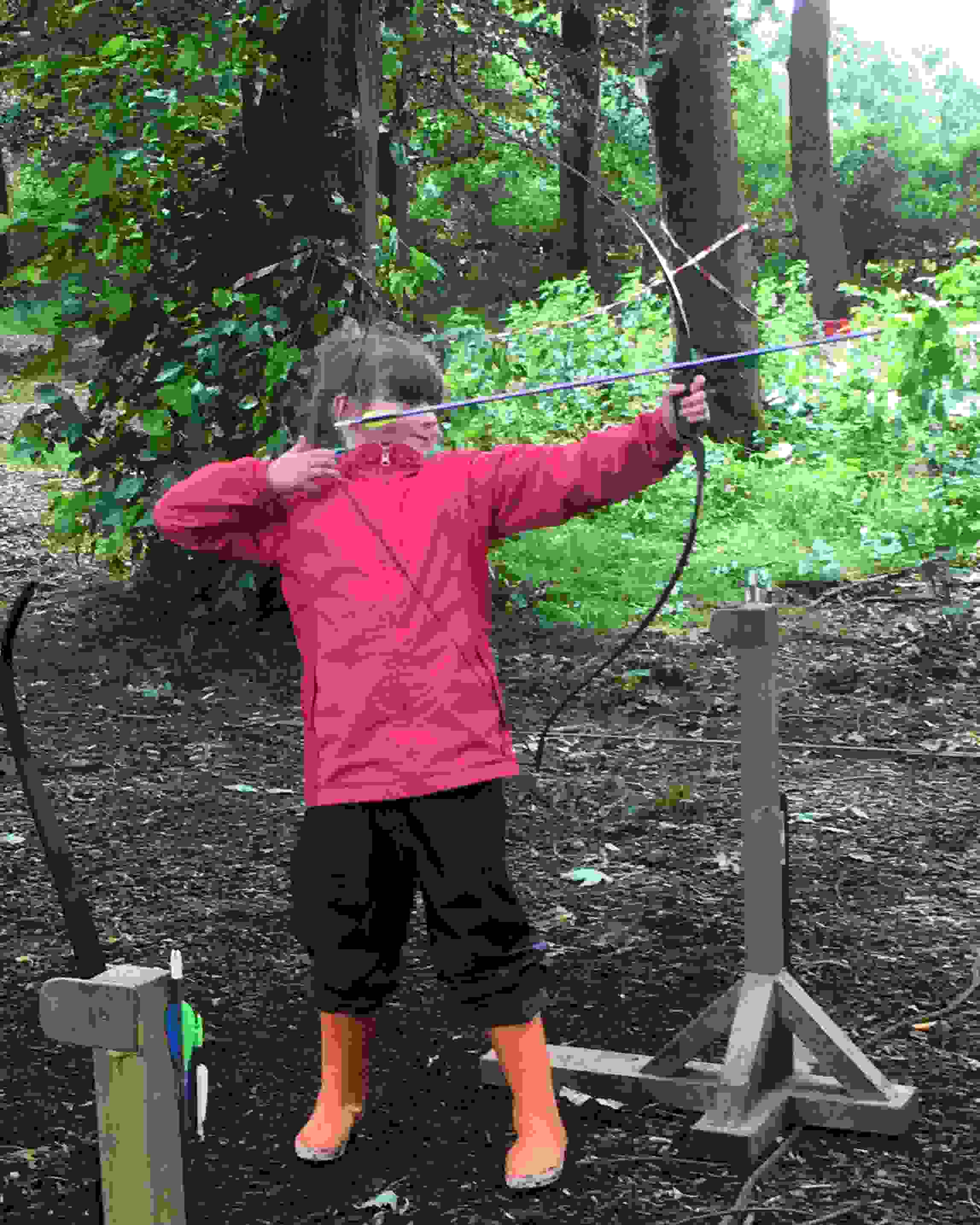 Anderton Centre - Eleanor Archery
