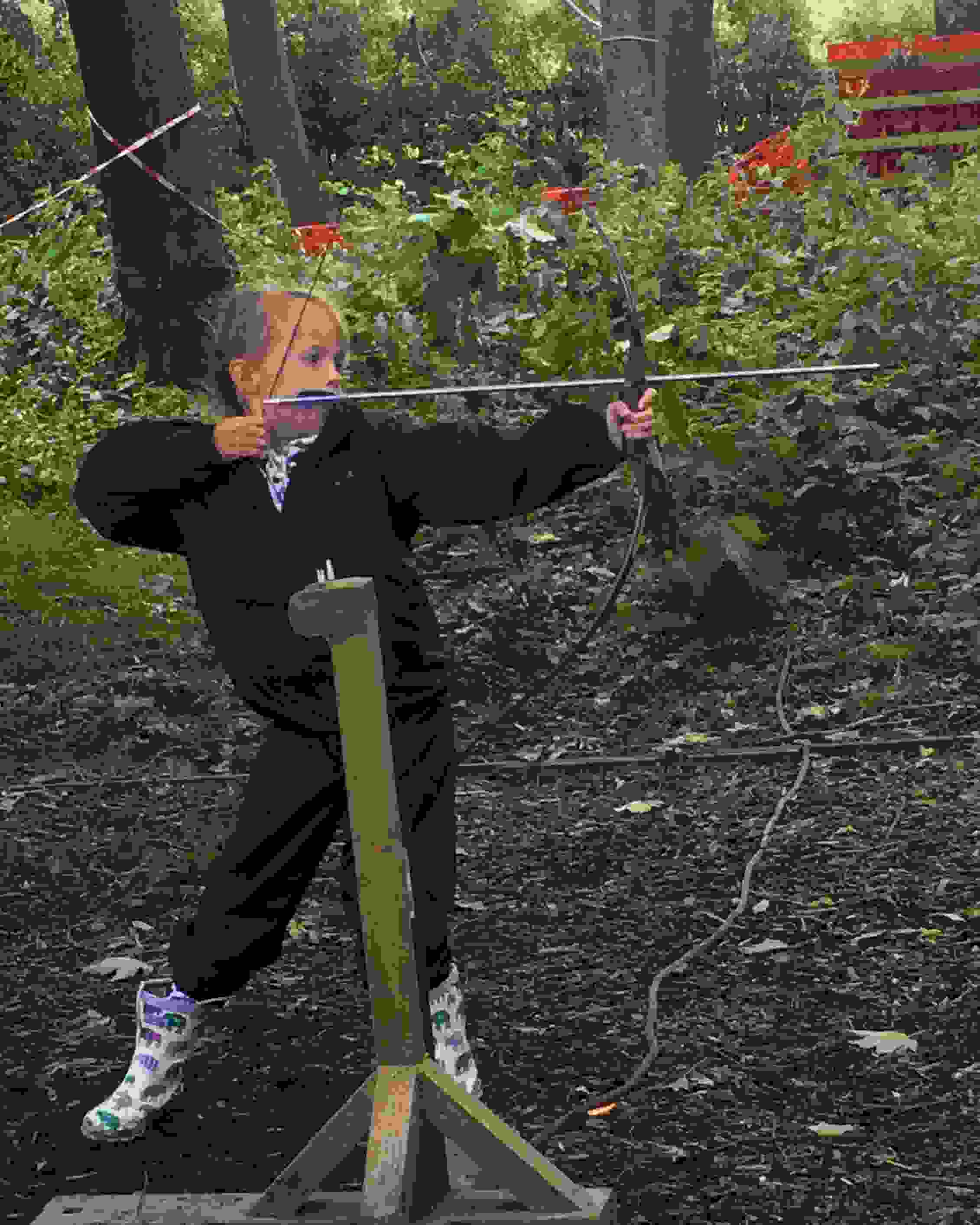 Anderton Centre - Evie Archery