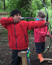Anderton Centre - Yashen archery