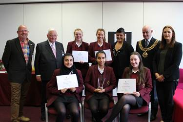 PA Future Entrepreneurs Final - Winners and Judges