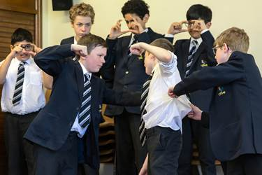 Theatre Company in Residence - boys' drama
