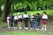 Y3 Outdoor Learning - team building