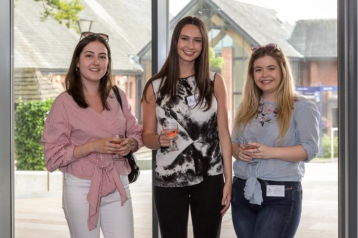 Recent Leavers Advice - Old Girls reunite