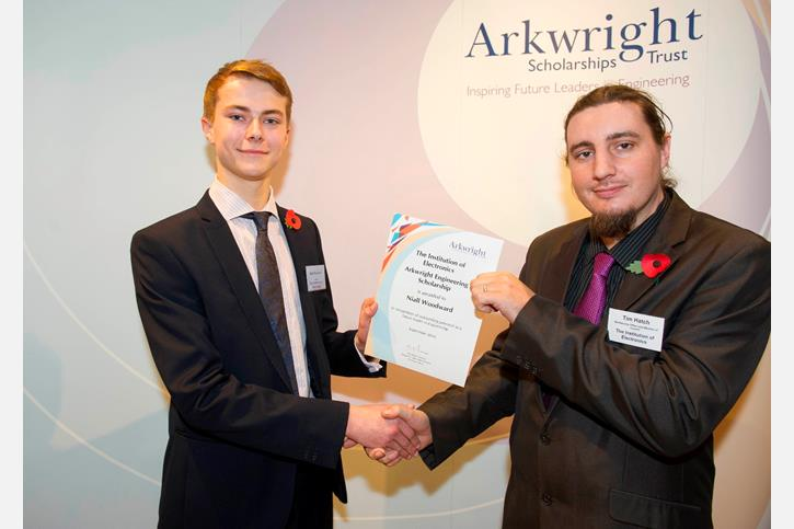 Technology Rebranding - Arkwright Scholarship