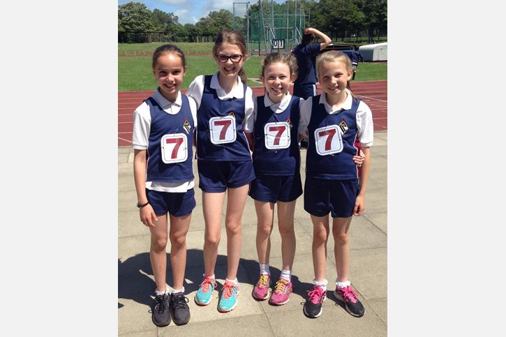 AJIS Athletics - Year 5 Team