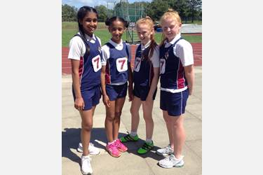 AJIS Athletics - Year 6 Team