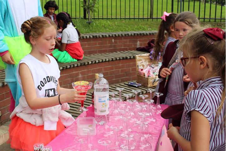 Charity Afternoon - Mocktails