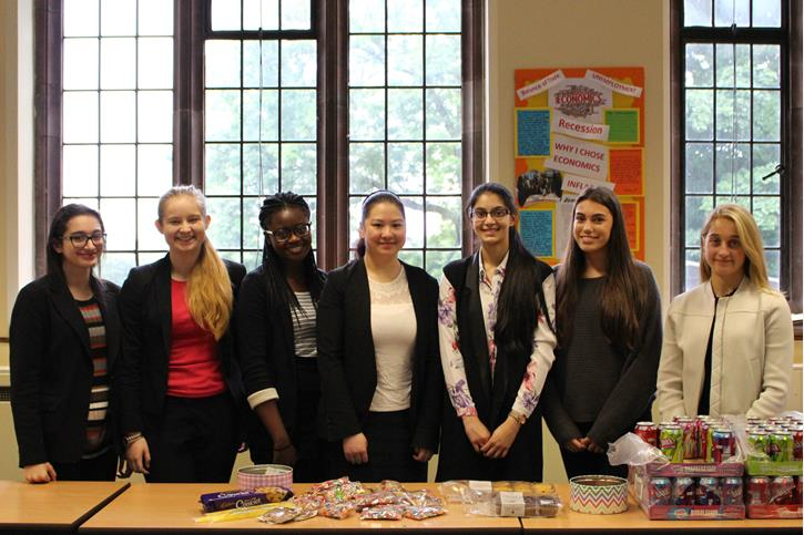 Summer Fundraising - cake sale for Grenfell Tower
