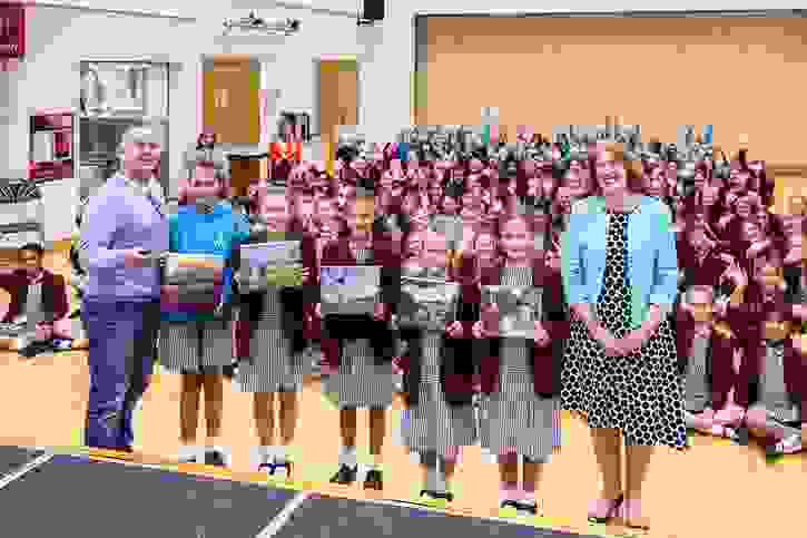 Photography Competition - Winners in Assembly