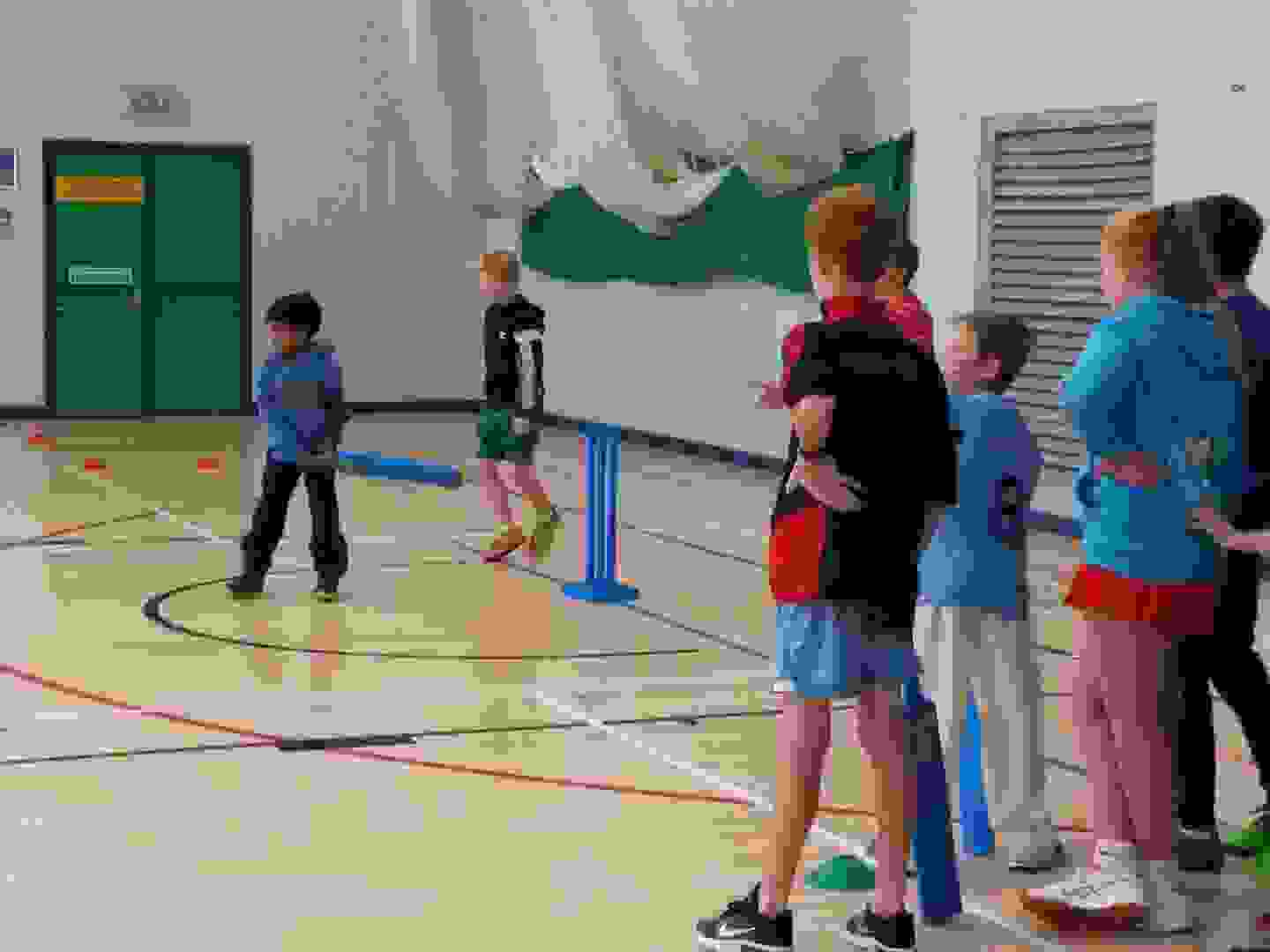Flintoff Cricket Academy - batting