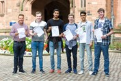 A Level Results Day 2017 Oxbridge boys