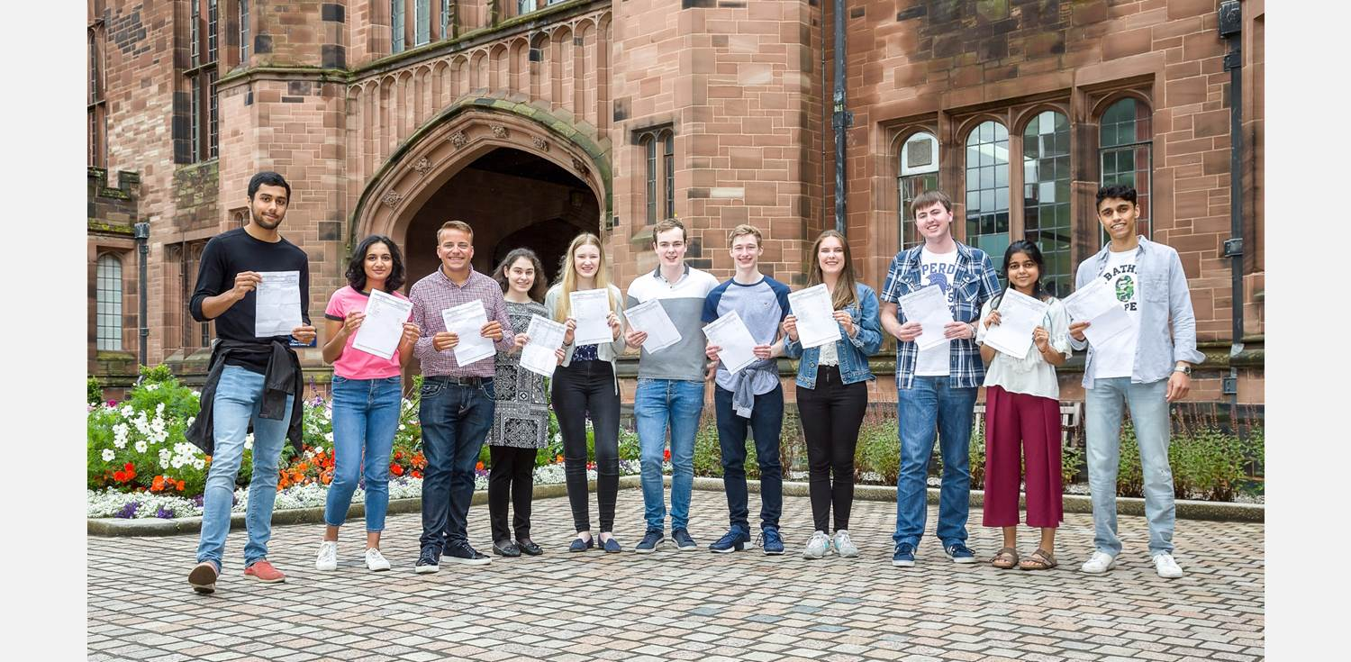 A Level Results Day 2017 Oxbridge pupils
