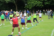 Sports Day - throwing