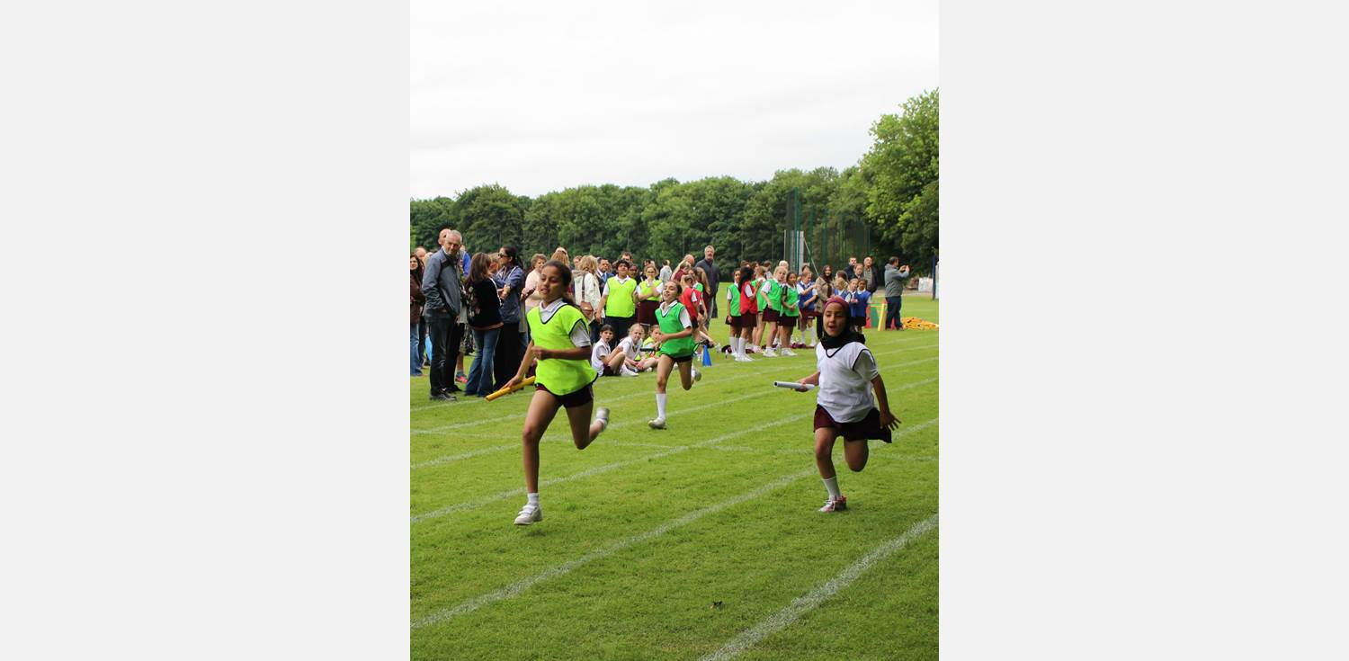 Sports Day - relay