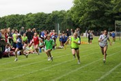 Sports Day - relay race