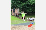Sports Day - long jump