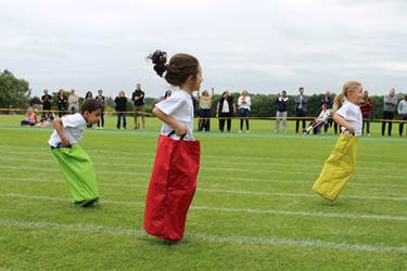 Sports Day at Beech House