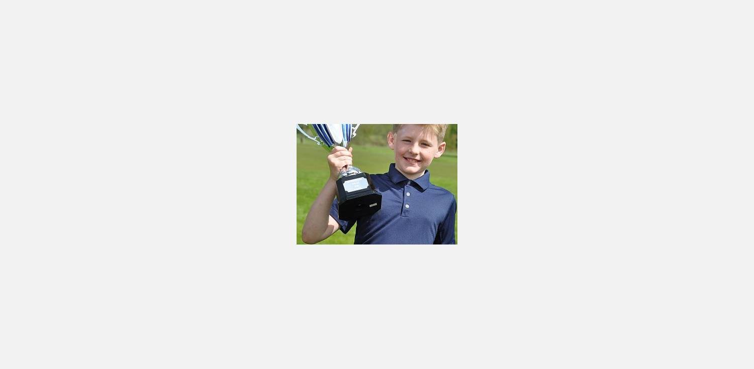 Alex golf Styal Junior Ryder Cup