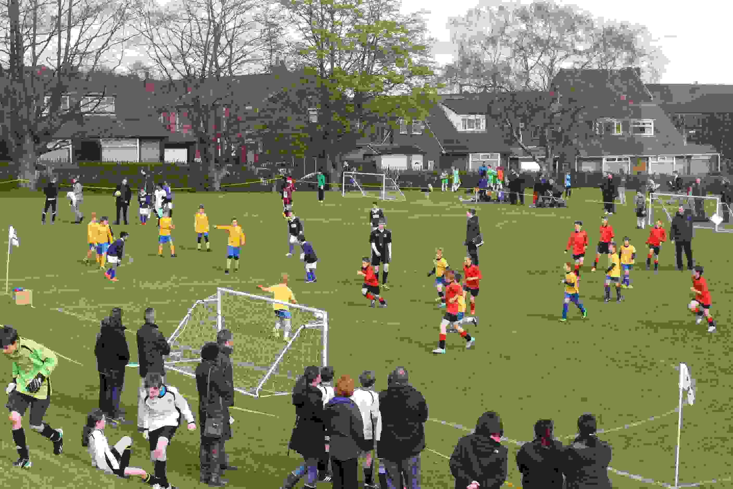Bolton School Primary School Football Festival.JPG