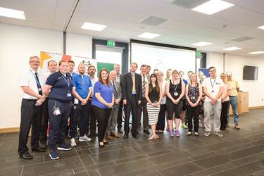 Launch of Bolton Sports Alliance with Beth Tweddle
