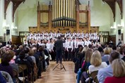 Autumn Concert chamber choir