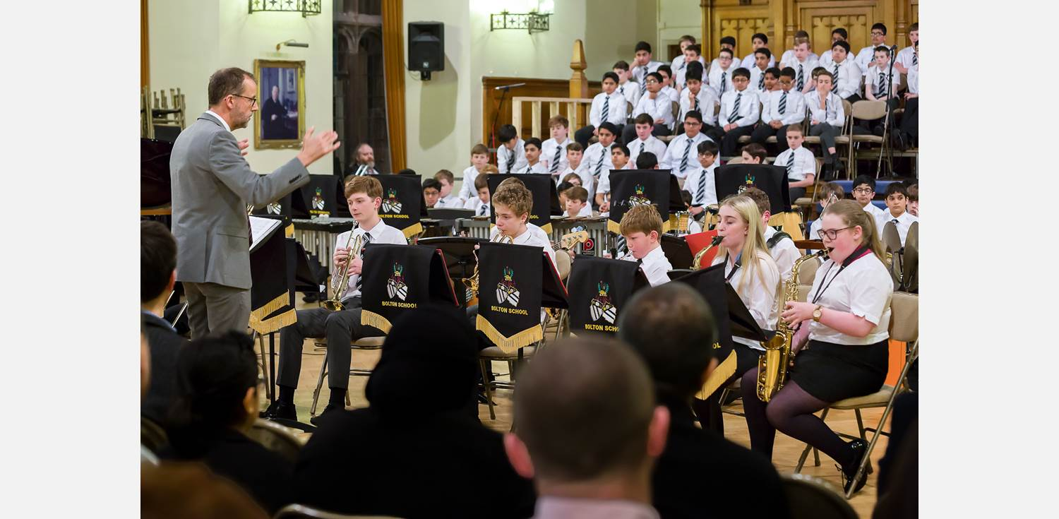 Autumn Concert Jazz Band