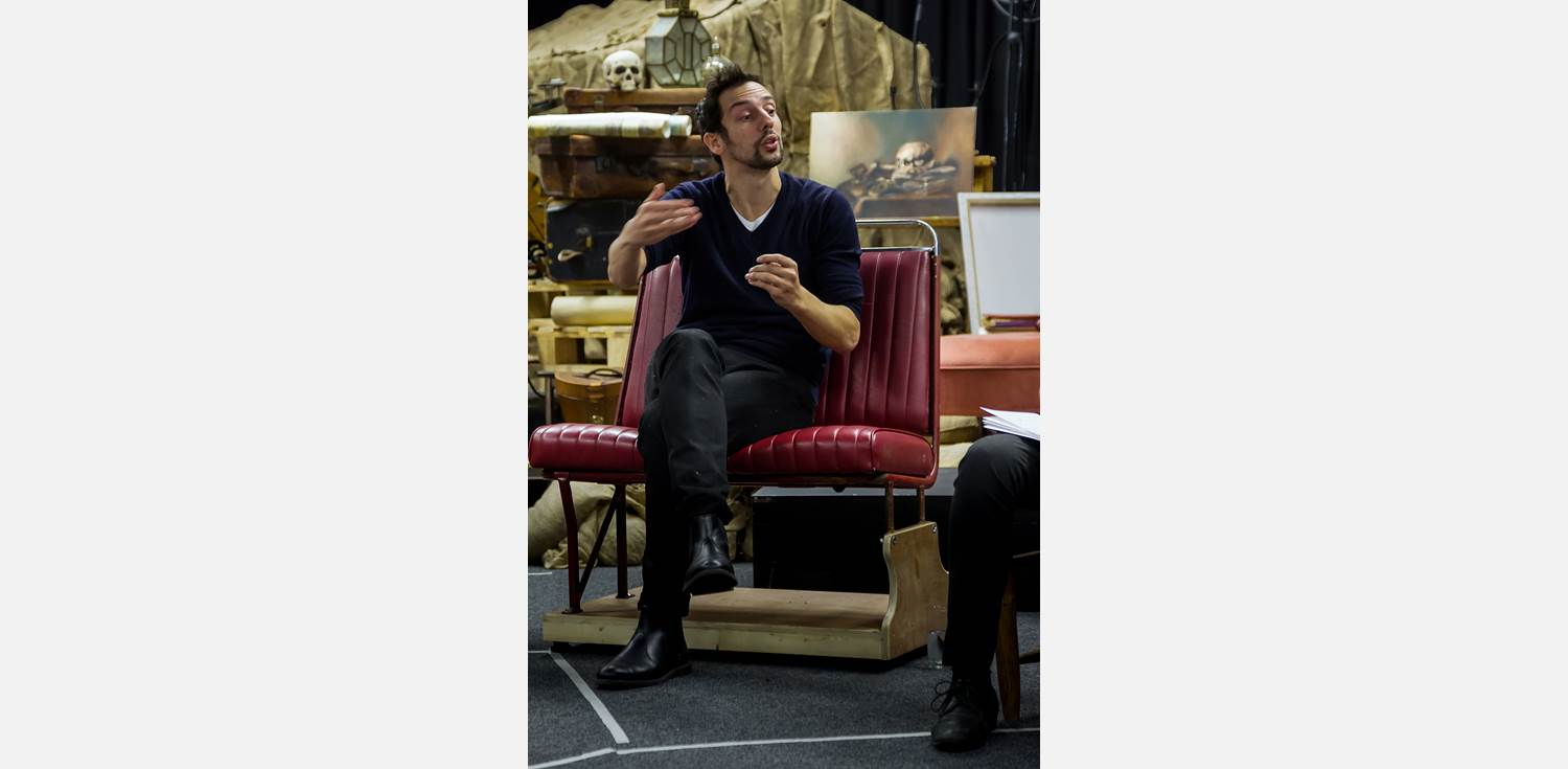 Ralf Little Acting Masterclass KKP-140605
