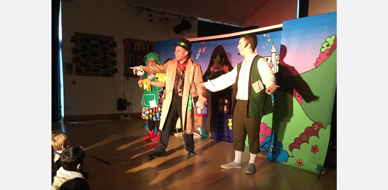 Jack and the Beanstalk Panto (1)