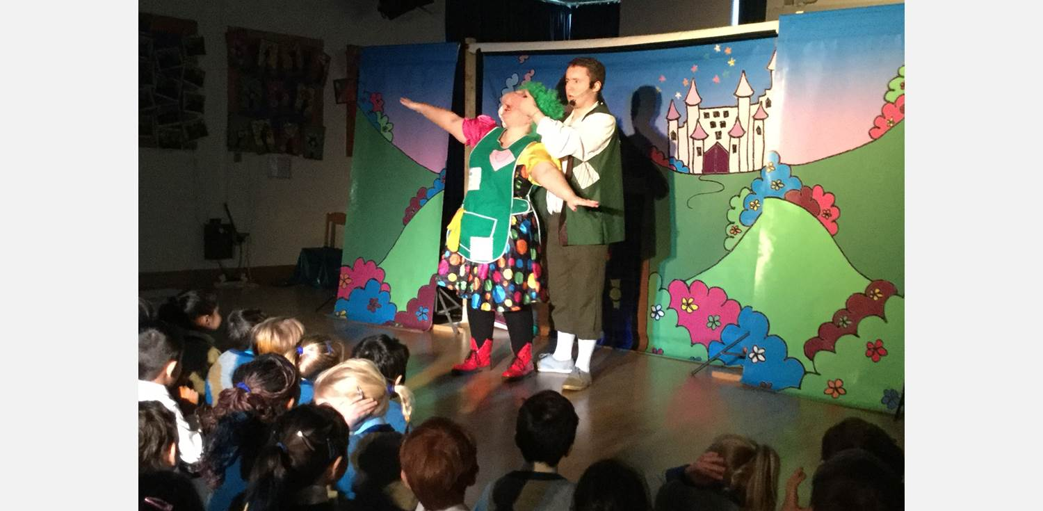 Jack and the Beanstalk Panto (4)
