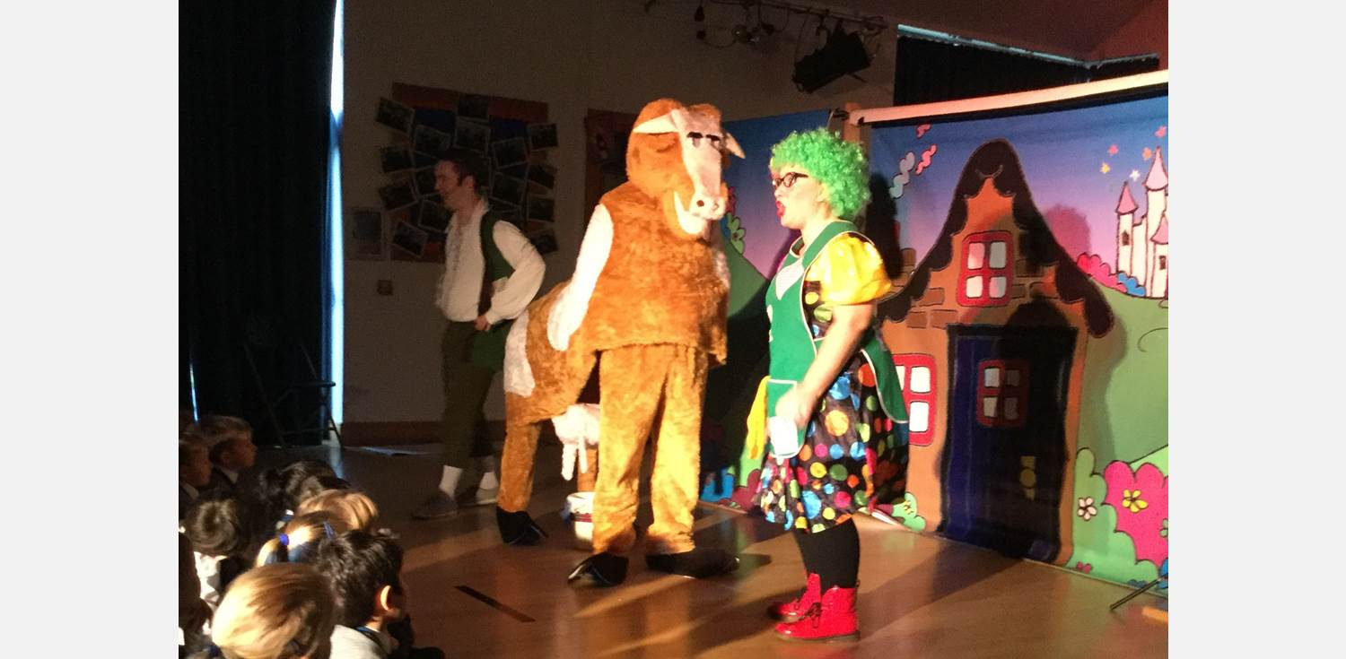 Jack and the Beanstalk Panto (5)