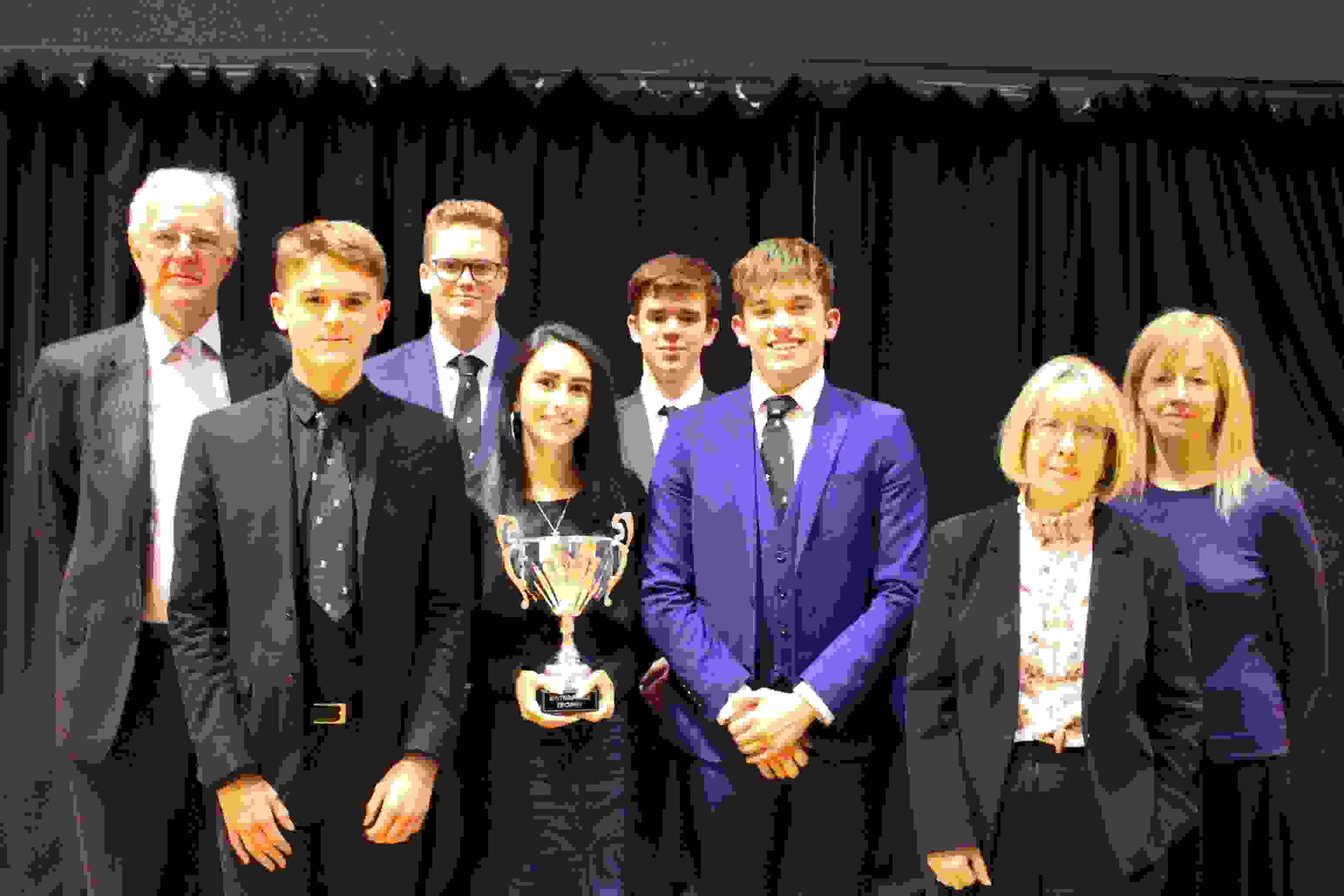 Business Challenge Final Winners
