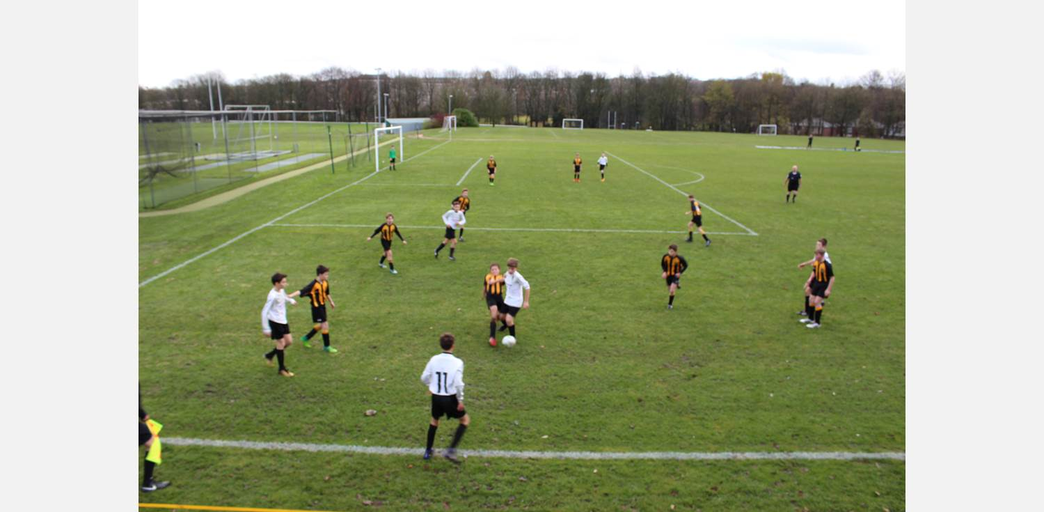 U13s reach National Semi-Final match