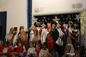 Strictly Y2 Nativity Wise Men