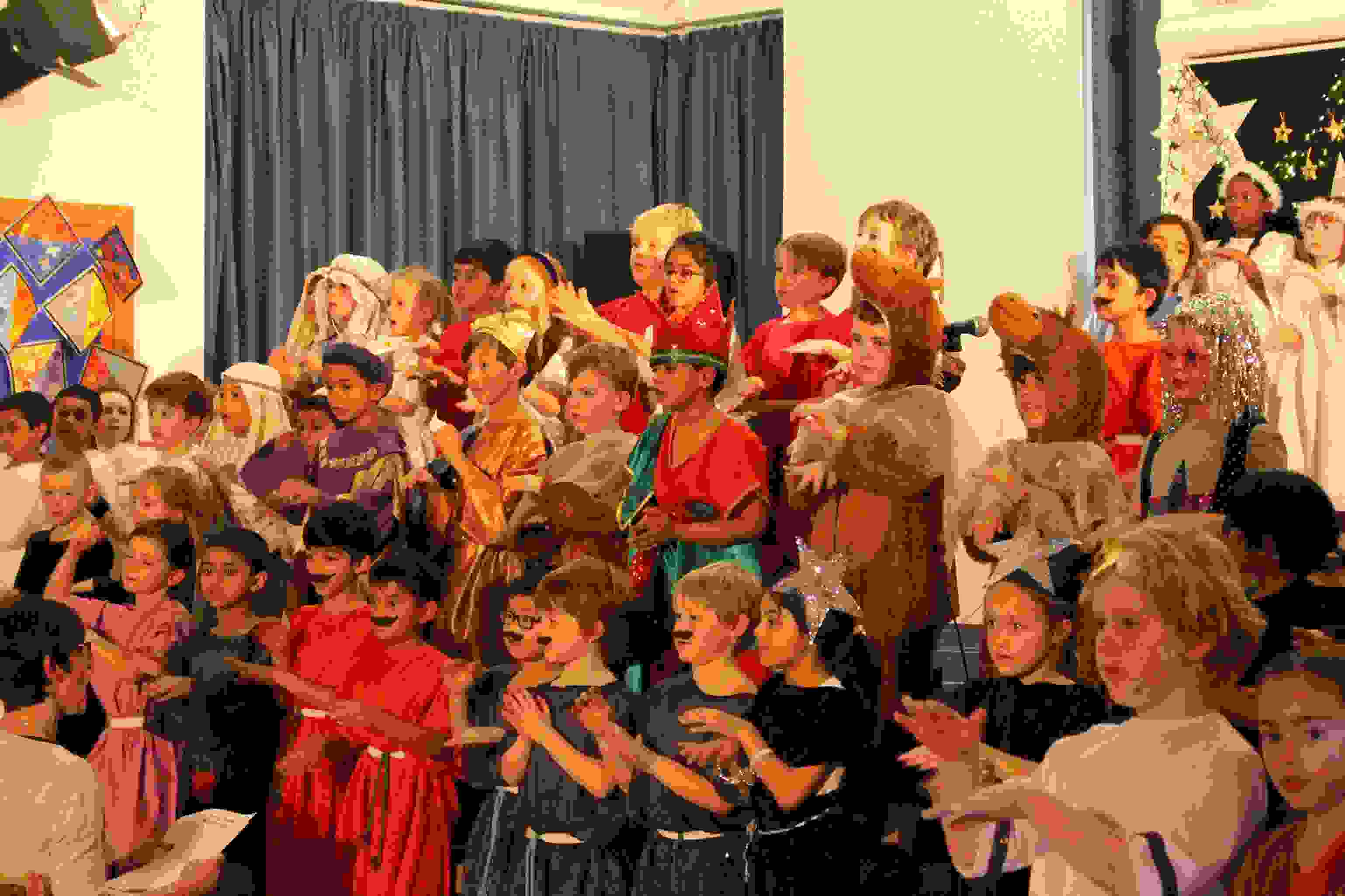 Strictly Y2 Nativity (3)