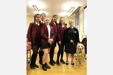 Guide Dog talk Y8 (2)
