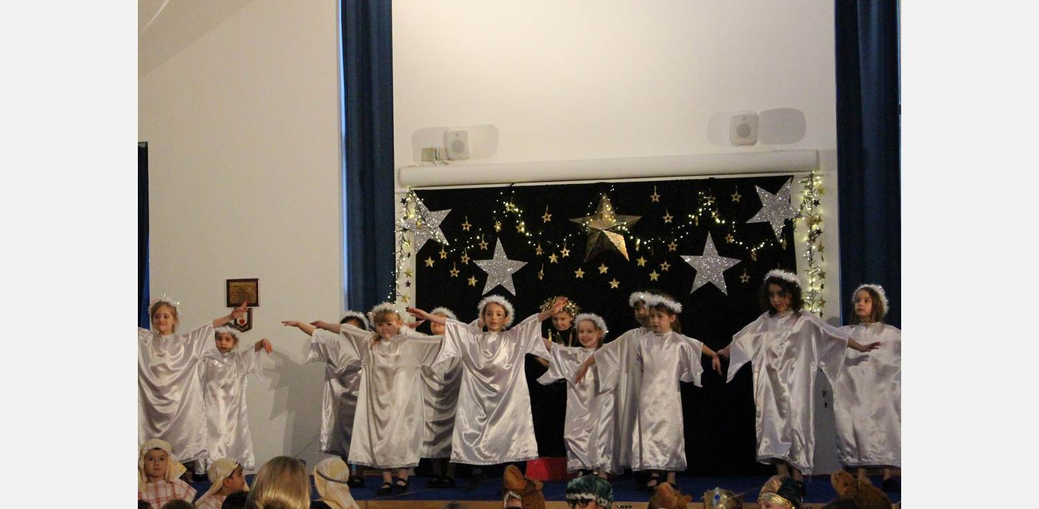 Shine Star Shine Y1 Nativity Angels