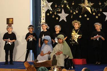 Shine Star Shine Y1 Nativity Mary & Joseph
