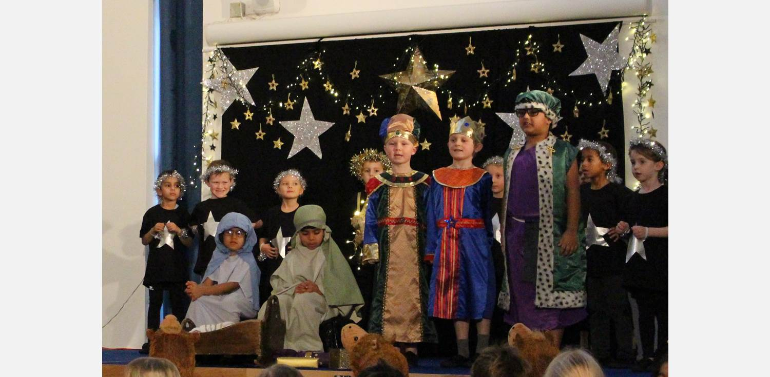 Shine Star Shine Y1 Nativity Wise Men