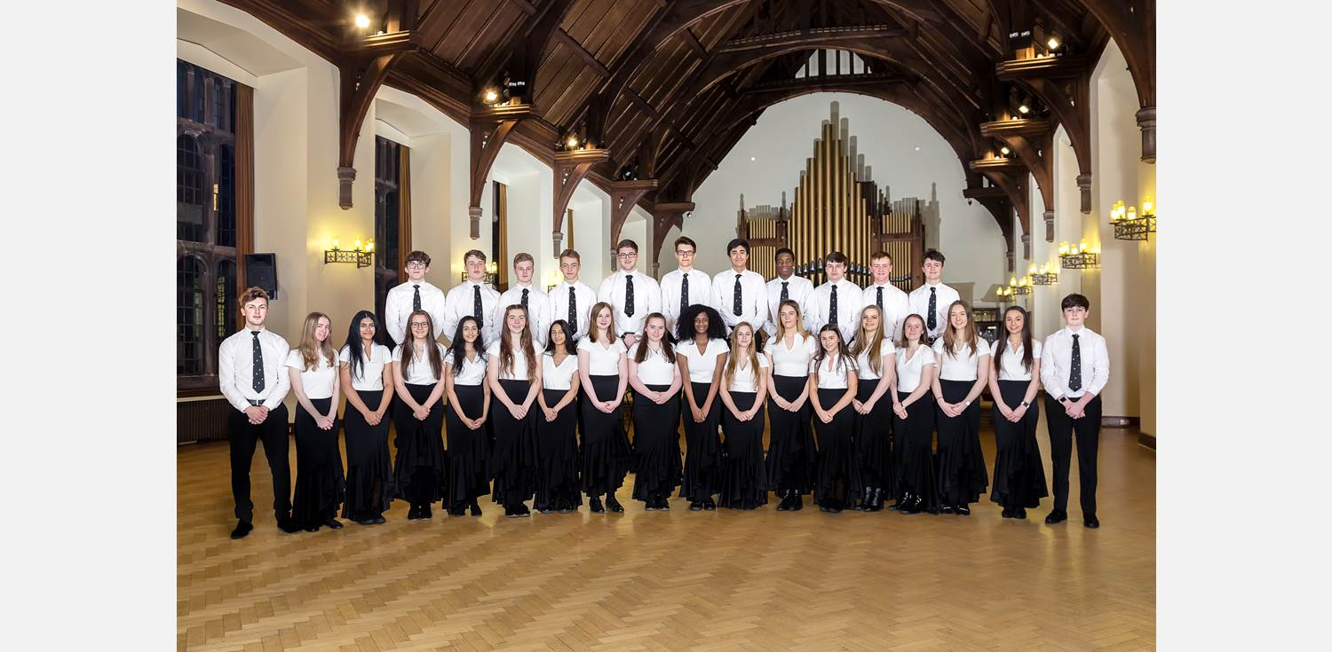 Chamber Choir Barnardos Competition KKP-142546