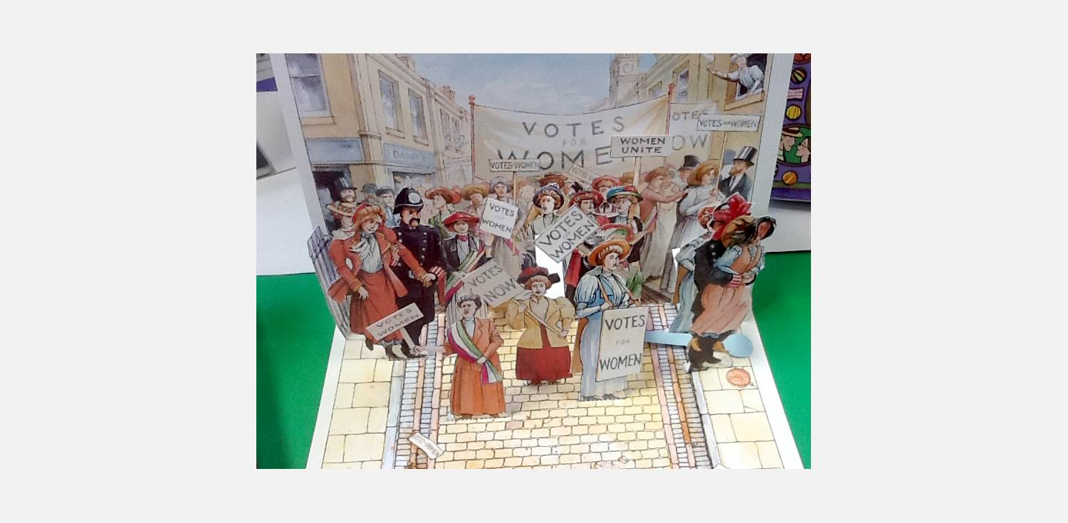 100 Years of the Vote Library (2)