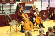 Music Festival Cello Duet