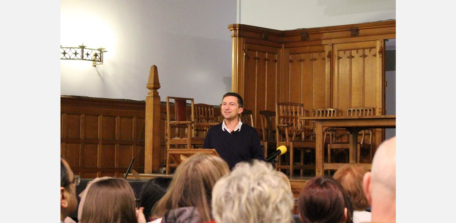 Michael Scott Enrichment Lecture (2)