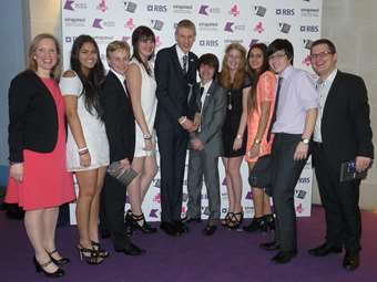 Sixth Formers win place at vInspired National Awards