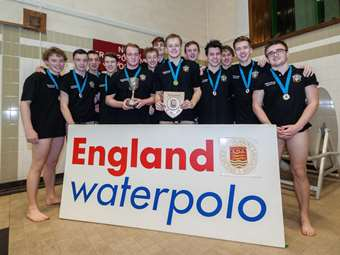 Treble Water Polo Success: the U18, U16 & U14 teams claimed all three 2015 ESSA National Champions titles