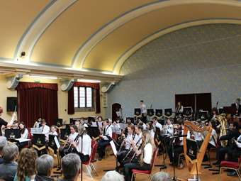 The Port Sunlight Gala Concert was held in March 2016 as part of the 100/500 Celebrations